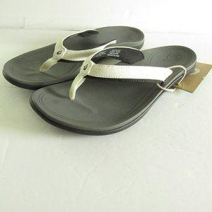 Olukai Punua Flip Flops Sandals New